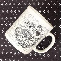 ビョルン・ウィンブラッド Bjorn Wiinblad マンスリー・マグカップ(黒/May)