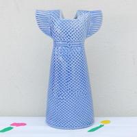 リサ・ラーソン ワードローブ ドレス ブルー 現行品