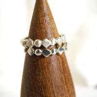 motif ring 1 - silver