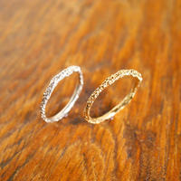 craft line ring 2 - silver