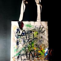 eco bag/ALL IS FINE→大丈夫だよ