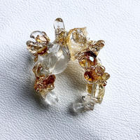 GENSEKI   ring /citrine(シトリン)