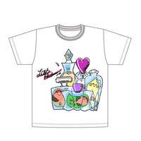 LOVE INKOSHUUTシャツ
