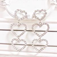 3 heart pierce(No.31013)