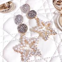 Two tone star pierce