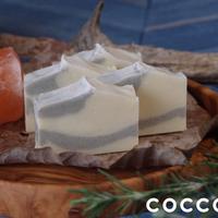#2 ローズマリーオイル&ヒマラヤピンクソルトの石鹸