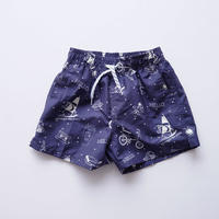 Swim Pants NAVY  (soft gallery) 4~14Y
