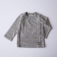 8分袖Tee TOP GRAY (CLASSIC HARVEST) 130~150cm
