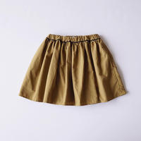 AIRLY GATHER SKIRT SOLID (ARCH&LINE) 145~165cm