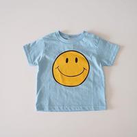 SMILE Tee BLUE (ジャクソンマティス)100~120cm