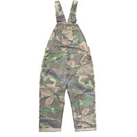 ROUND HOUSE realtree camo overall