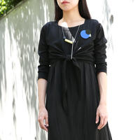 七分袖ボレロ/172K021(E.ブラック)