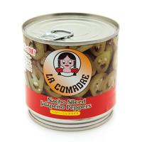 メキシコ産ナチョスライスハラペーニョ缶 ケース販売 380g×24