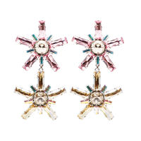 Stella Twin Earrings