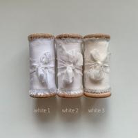 silk ribbon 50mm white系