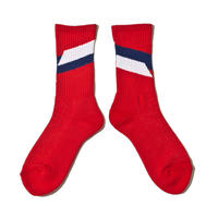 1993 SOCKS [RED]