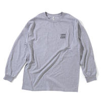 SMALL LOGO EMBROIDERY L/S T-SHIRT