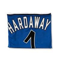"Civiatelier NBA Remake Clutch Bag ""HARDAWAY2"""