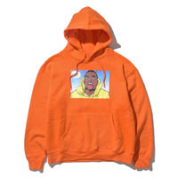 Limited Edition DLSM × Civiatelier Influence Hoodie ORANGE