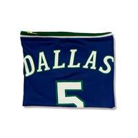 "Civiatelier NBA Remake Clutch Bag ""DALLAS"""