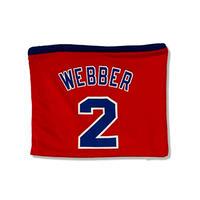 """Civiatelier NBA Remake Clutch Bag """"WEBBER"""""""