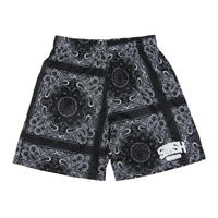 SWISH AUTHENTICS PAISLEY HOUSE SHORTS ペイズリーハウスショーツ