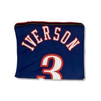 "Civiatelier NBA Remake Clutch Bag ""IVERSON"""