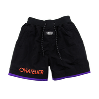 SWISH Authentics×Civiatelier Dual Layer Nylon Shorts