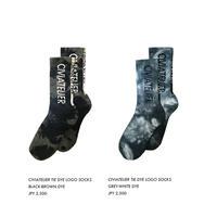 Civiatelier Tie dye Logo Socks