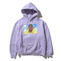 Limited Edition DLSM × Civiatelier Influence Hoodie LAVENDER