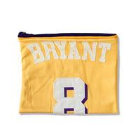 "Civiatelier NBA Remake Clutch Bag ""BRYANT"""