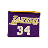 "Civiatelier NBA Remake Clutch Bag ""LAKERS2"""