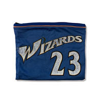 "Civiatelier NBA Remake Clutch Bag ""WIZARDS"""
