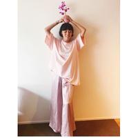 【  早坂香須子さんx VACANCES コラボ  T-shirts 】TM-3601/BABY PINK