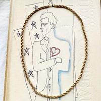 【VINTAGE 】Monet  chain necklace  60cm 🇺🇸
