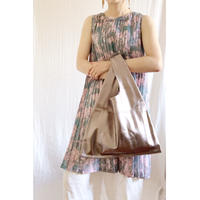【BOUTIQUE】 lamb leather bag  【SMALL】  DUSTY PINK