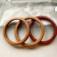 【VINTAGE 】 wood bangle   🇫🇷