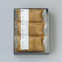 郷の恵 味噌漬け 銀鱈 3パックセット
