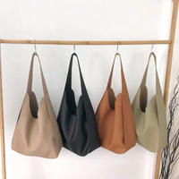 soft leather hand bag