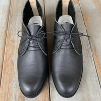 ramble dance 「black  ショートブーツ 24.5cm」