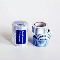 mitsuマスキングテープ 3柄set   blue