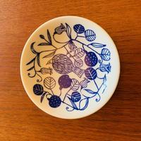 松尾ミユキ Bird plants  皿