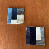 g  「コースター2枚set」blue