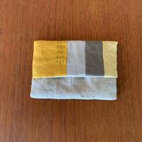 g  「ポケットティッシュケース」yellow