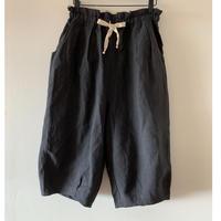 洋服屋めがね 「garden half pants」navy