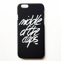 CLAPS SIGN HARD iPhone Case