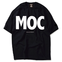 BIG MOC TEE (BLACK)