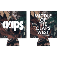 CLAPS COOZIE  Drink holder (CAMO)