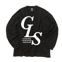 C.L.S L/S TEE (BLACK)