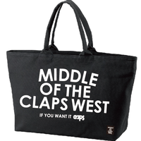 CLAPS TESAGE M.O.T.C.W (BLACK)